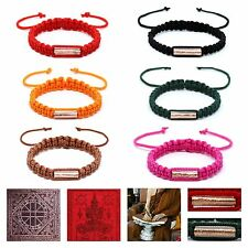 Authentic Blessed Buddhist Luck Bracelet - FAIR TRADE Friendship Wristband