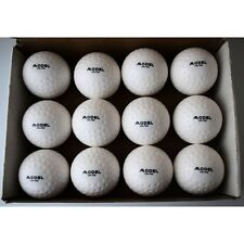 FIELD HOCKEY PVC DIMPLE MATCH BALL  PRACTICE CLUB SCHOOL WHITE TOP END