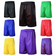 Gym Men's Breathable Short Pant Fitness Sports Basketball Workout Running Pants