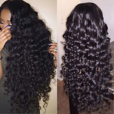 Pevuvian Human Hair Full Lace Wigs Body Wave Glueless Lace Front Wig