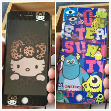 Monster University/Hello Kitty Cover Screen Protector For ip 6/6S P iP7/7 Plus