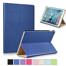 Folio Slim Leather Stand Magnetic Smart Case Cover For New Apple iPad 9.7 2017