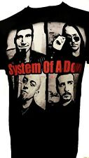 SYSTEM OF A DOWN MENS BAND T-SHIRT NEW SIZE SM MED LG XL 2X
