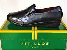 Pitillos shoes Spain Comfort Leather Slip ons 1801