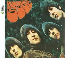 Rubber Soul [Digipak] by The Beatles (CD, Sep-2009, Apple Corps)