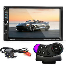 7-inch Car Bluetooth MP5 Player GPS Navigation FM Radio Player Rear View Camera
