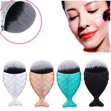 Beauty Fish Scale Cosmetic Makeup Brush Face Powder Foundation Blush Tool