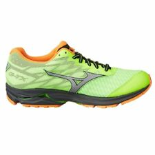 Mizuno Wave Rider 20 G-TX Mens Running Shoes - GreenGecko