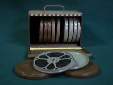 8mm HOME MOVIES Lot 1940's Ejector Film Safe Grand Canyon Yellowstone California