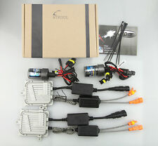 55W AC HID Xenon Conversion Kit Full Canbus with two K7 Ballasts for 9006 Bulbs