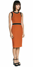 BNWT CUE fitted pencil dress Sz 12 14 RRP$279