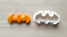 Batman Cookie Cutter & Fondant Cutter, Batman Logo Cookie Cutter / Party Favor