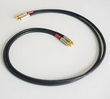 Canare GS-6  Audiophile / Professional RCA to RCA Audio Interconnect Cable Pair