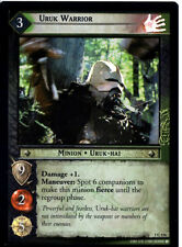LOTR TCG CCG 1C156 Uruk Warrior FOIL Lord of the Rings Trading Card