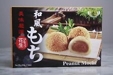 Peanut Butter Mochi Rice Cakes (1/2/4 boxes) - Daifuku Japanese Confection