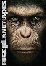 Rise of the Planet of the Apes (DVD, 2011)
