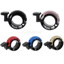 Bicycle CNC Bike Handlebar Ring Q-bell Invisible Alarm Horn Cycling Safety Ring