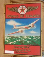 2003 WINGS OF TEXACO #11 DOUGLAS DC-3 GOONEY BIRD AIRPLANE SPECIAL EDITION MINT