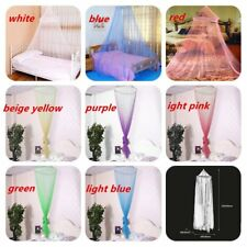 Elegant Round Lace Insect Bed Canopy Netting Curtain Dome Mosquito Net BE