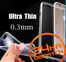 Hot Luxury Ultra Thin Silicone Gel Slim Rubber Case For Iphone6/6s {cb]573
