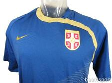 New NIKE Fit-Dry SERBIA SRBIJA Players Issue TRAINING TEE TOP -various sizes