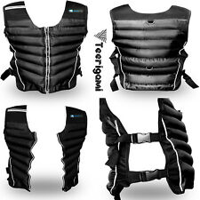 Premium GYM Fitness Training Weighted Vest 5,10,15 KG Hardcore Workout Essencial