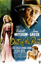 Out Of The Past Jane Greer Robert Mitchum Virginia Huston 1947 Poster (11 x 17)