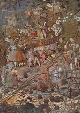 Richard Dadd: The Fairy Feller's Master-Stroke. Fine Art Print/Poster (1266)