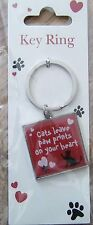 Cats Protection keyring - charity item