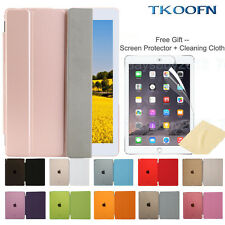 New Smart Stand Magnetic Leather Case Cover For APPLE iPad Air 2 3 4Mini Pro