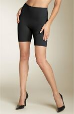 Spanx Hide and Sleek Mid Thigh Smoother, Black, Size SMALL, NwoT, Shaper ,#2508