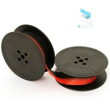 Compatible Brother Typewriter Ink Spool Ribbon - Red/Black or Plain Black
