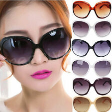 New Women's Retro Vintage Shades Fashion Oversized Designer Sunglasses @B
