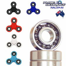 Fidget Spinner Bearings with UPGRADE Steel & Ceramic LONG SPINNING 608 R188