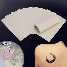 Tattoo Practice Skin Sheet Blank Plain for Tattoo Needle Machine Supply Kit DYL3