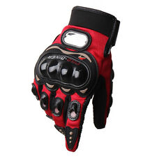 Professional Touch Screen Motorcycle Gloves High Quality Protective Biker Full F