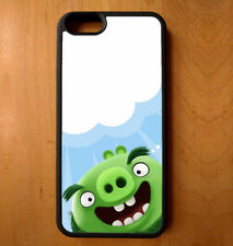Angry Birds Leonard Phone Case Galaxy S 8 Note Edge iPhone 4 5 6 7 Plus + LG G3