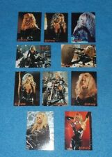 TRADING CARDS PAMELA ANDERSON BARB WIRE FILM 1996 SUBSET CARDS- CHOOSE CARD