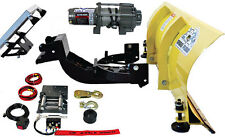 Complete Eagle Front Mount Snow Plow Kit 2010 2011 2012 Yamaha Grizzly 550 700