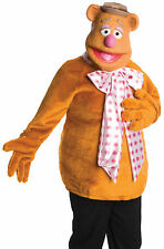 Fozzie Bear The Muppets Animal Disney Licensed Men Costume