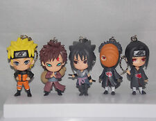Naruto Japanese Anime Figures/Keyrings