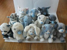 "BRAND NEW WITH TAGS 4"" MY BLUE NOSE FRIENDS SOFT TOYS - VARIOUS RARE CHARACTERS."