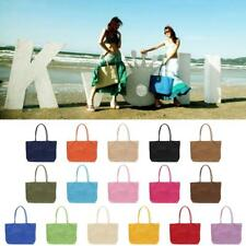 New Fashion Womens Summer Paper Straw Large Tote Bag Beach Shoulder Bag Handbag