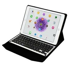 "Aluminum Wireless Bluetooth Case Covers Keyboard For Apple iPad Pro 9.7"" BA"