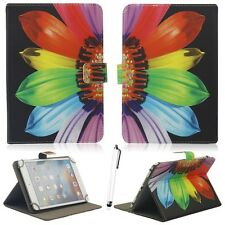 """New Gift For 7"""" 7 Inch Tablet PC MID Universal Pattern Leather Stand Cover Case"""