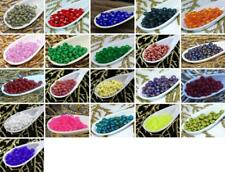 Seed Beads Czech Glass 6/0 PRECIOSA Rocaille 4mm 20g
