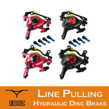 ZOOM MTB Road Line Pulling Hydraulic Disc Brake Calipers Front & Rear