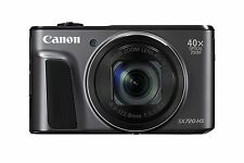Brand NEW Black Canon PowerShot SX720 HS 20.3MP 40x Digital Camera SX720HS