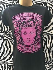 GIRLS POISON IVY THE CRAMPS T'SHIRT You Got Good Taste GARAGE PUNK PSYCHOBILLY