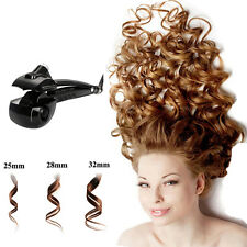 Automatic Hair Steam Curler Ceramic Hair Curler Professional Curling Iron Wand